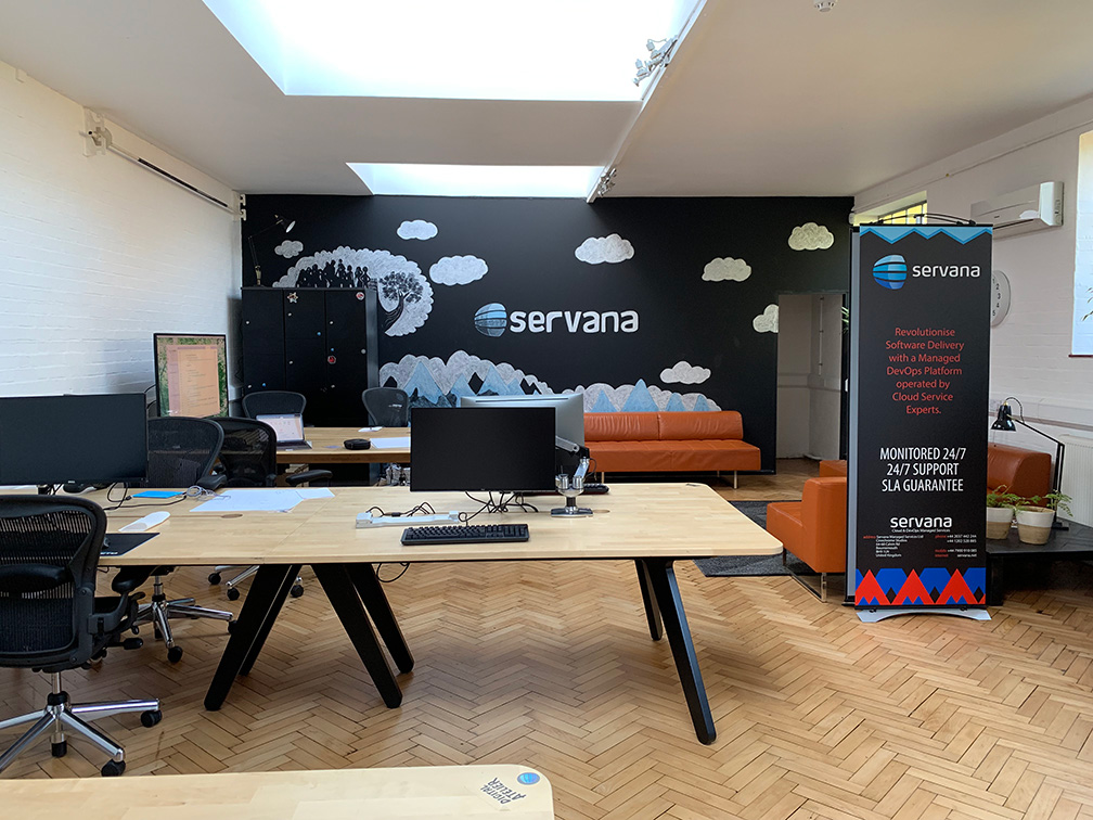 Image of Servana's Office in Bournemouth